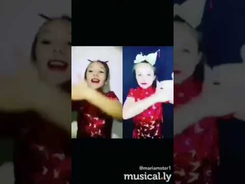 My bff piper musical.ly