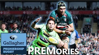 PREMories | Northampton Claim Amazing Victory At Welford Road | Gallagher Premiership