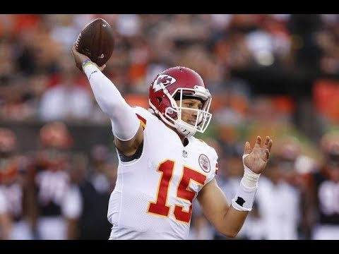 Patrick Mahomes film review week 2 vs Bengals