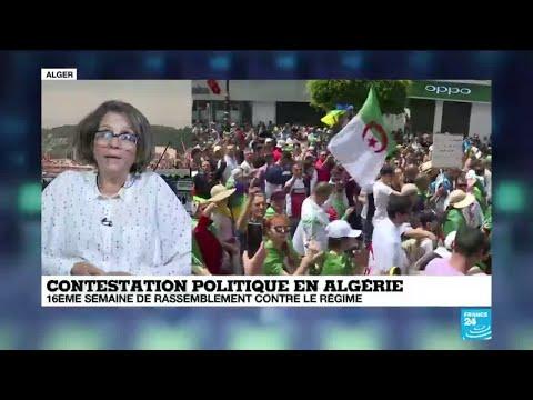 Algérie : nouvelle manifestation étudiante