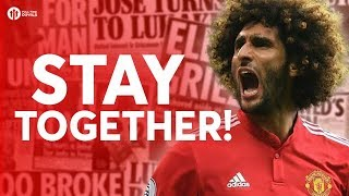 Fellaini & Mourinho: Stay Together! Manchester United Transfer News Today! #17