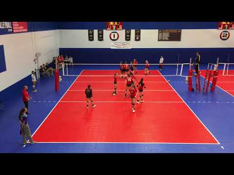 First Alliance 17 Black vs Sports Performance 18 Blue