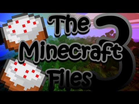 The Minecraft Files - #119: SPECIAL CAKE EDITION! (HD)