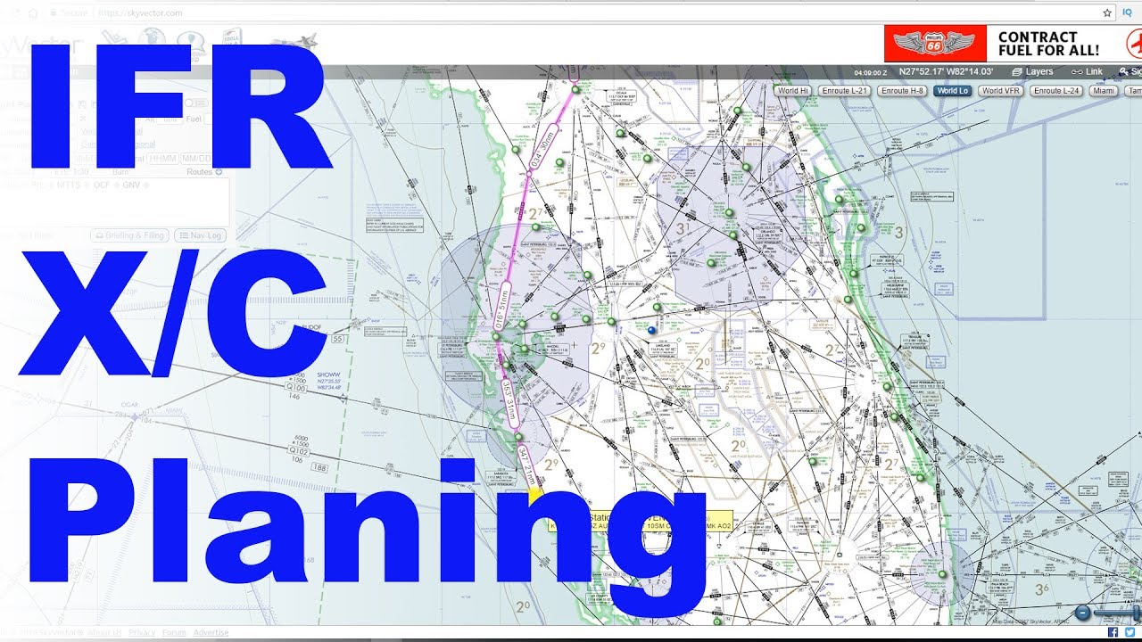 Ep  216: IFR Flight Planning | How To