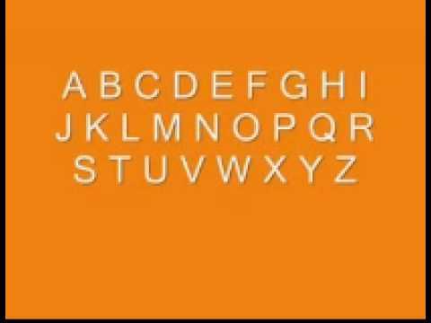 Pronunciation of the Dutch alphabet - Learn Dutch   Free ...