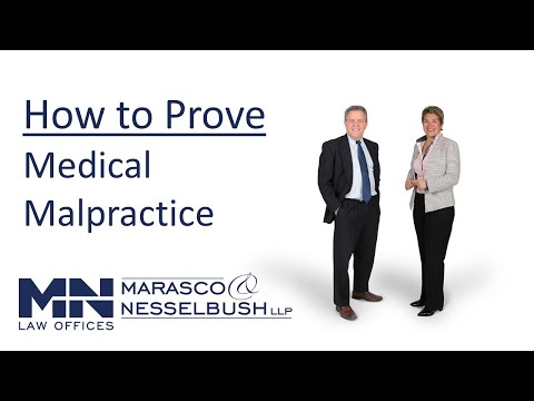 How to prove medical malpractice? | Rhode Island Personal Injury & Social Security Disability