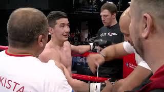 Эльнур Абдураимов —  Исса Нампепече |Полный бой HD| Мир бокса
