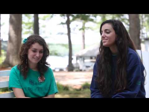 Seeds of Peace campers share views