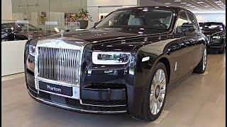 2021 NEW Rolls Royce Phantom - FULL REVIEW Interior Exterior Infotainment 2020