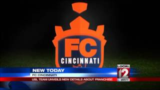 Announcement: United Soccer League comes to Cincinnati