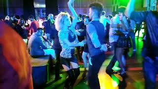⭐ Ankit Ak and Lety - (abdel y Lety)⭐Bachata - India⭐Social Dancing ⭐ IIDC 2018