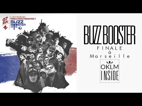 Buzz Booster 2016  - OKLM Inside