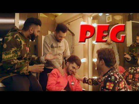 Peg New Song(Teaser) By Guri ft B Jay...