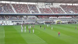 FC Vikroria Plzeň - FC Slovan Liberec 1:0  30.7.2018