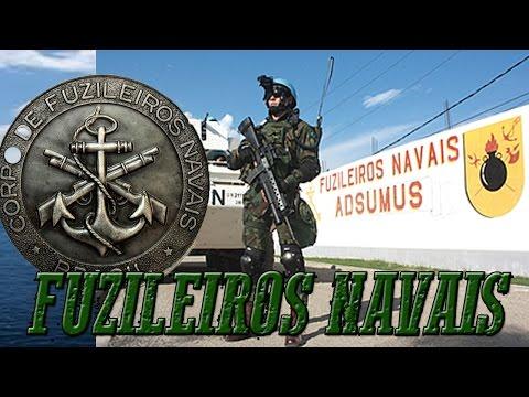 Fuzileiros Navais - Brazilian Marine Corps