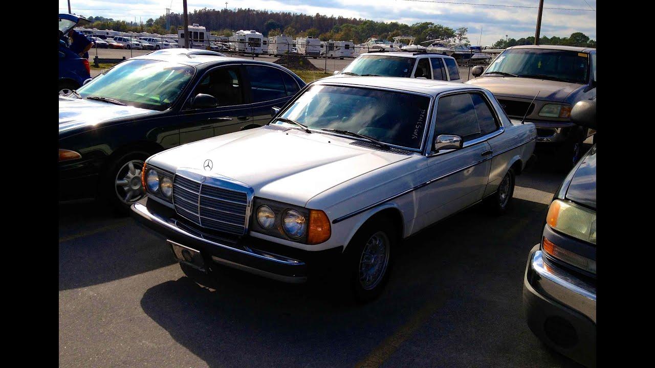 1980 diesel mercedes