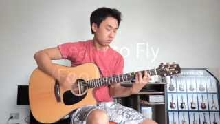 (Foo Fighters) Learn to Fly - Rodrigo Yukio (Fingerstyle Guitar Cover)