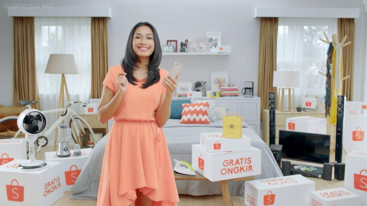 Iklan Shopee Indonesia - Jual Beli Gratis Ongkir (2017) - YouTube 0c259d38b2