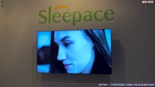 IFA 2015 Berlin: не выспались в понедельник? тогда монитор сна Sleepace RestOn для вас ;)