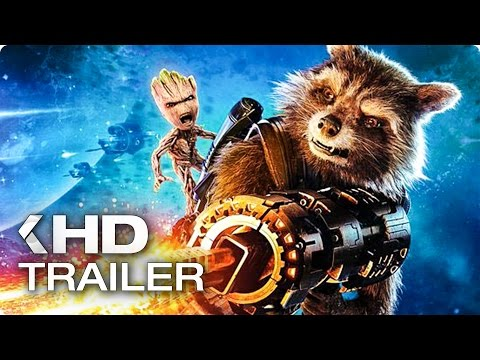Thumbnail: GUARDIANS OF THE GALAXY VOL. 2 ALL Trailer & Clips (2017)