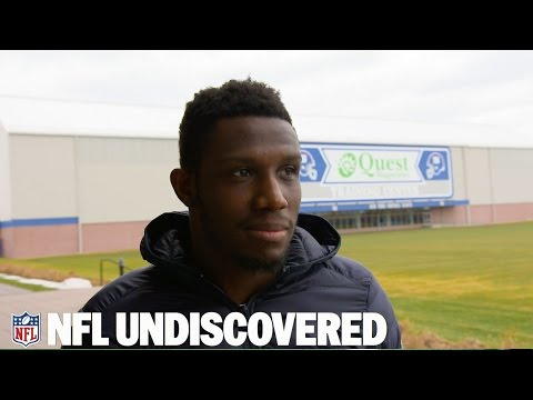 Tryouts with the New York Giants (Episode 4)   NFL Undiscovered 2016