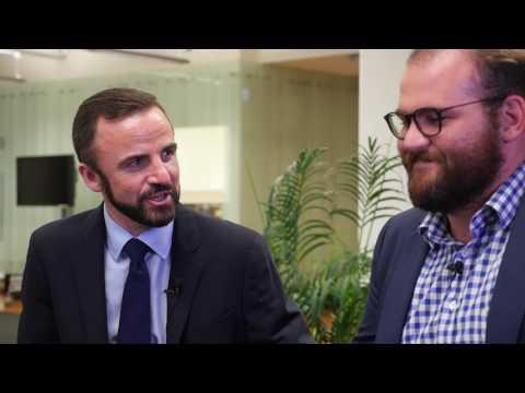 UQMS President interviews UQ Medical Dean