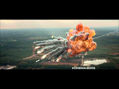 "CRIMINAL (2016) TV Spot #4 ""Impossible"" (Ryan Reynold & Kevin Costner Movie) HD"