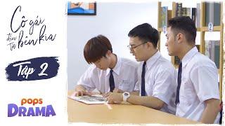 Phim Ma Học Đường Cô Gái Đến Từ Bên Kia | Tập 2 | K.O,Emma,Quỳnh Trang,Thông Nguyễn,Hoài Bảo,Uyển Ân