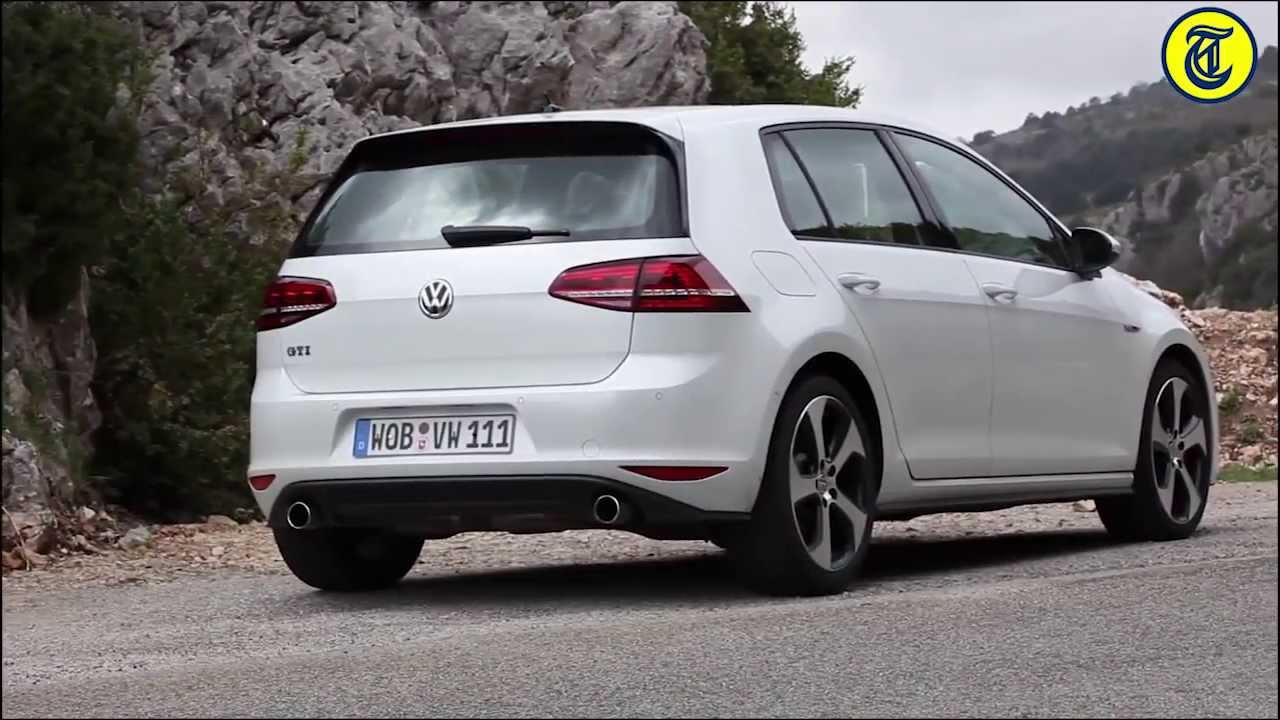 volkswagen golf vii 7 gti review by autovisie tv youtube. Black Bedroom Furniture Sets. Home Design Ideas