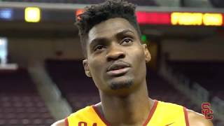 USC Men's Basketball - Meet Victor Uyaelunmo