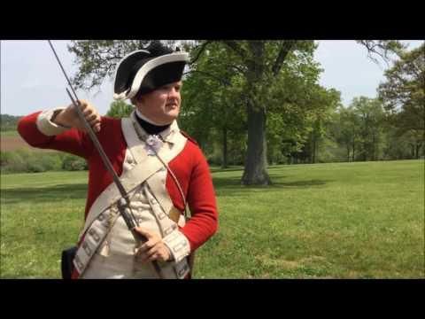 NJ History Fair at Monmouth County Battlefield 2016