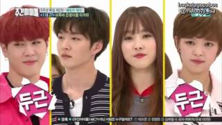 Video [HARDSUB/ENGSUB] Weekly Idol Ep. 261 BTOB GFRIEND GOT7 TWICE Part 2/4 download MP3, 3GP, MP4, WEBM, AVI, FLV November 2017