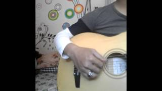 Anh trang buon guitar By Đen