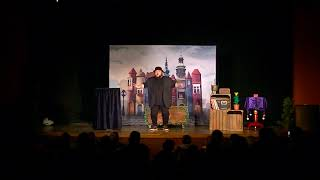 Loù BaliBa & le gardien des secrets - Magicien ventriloque