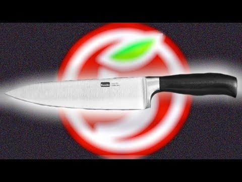 Сколько реально стоят ножи из пятерочки. BERNDES./Выжить на сотку
