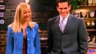 Monica, Chandler and Phoebe find a guy for Rachel (Friends S6) [transcript, 윤현우]