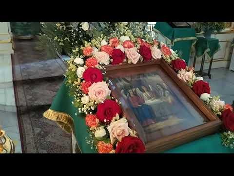 Праздник Пресвятой Троицы. Елеон.