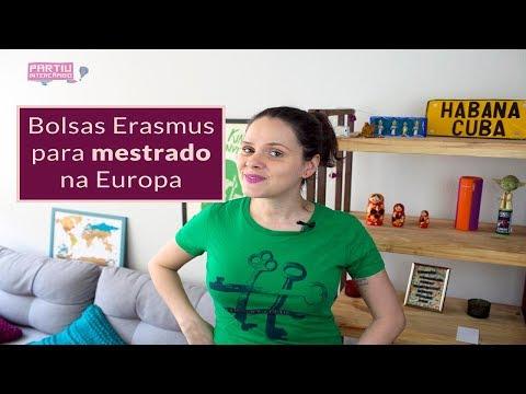 Erasmus Mundus: bolsas estudar na Europa de graça - Partiu Intercâmbio