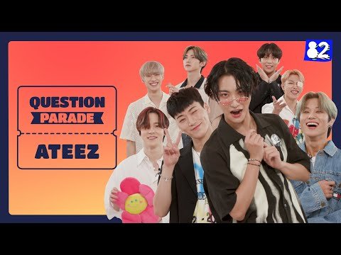 (CC)We gave up on choosing a title…😨ATINY, just watch it and you'll get whyㅣQuestion Parade  w/ATEEZ indir