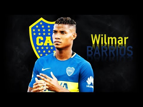WILMAR BARRIOS - Skills & Defence | 2018 | Boca Juniors