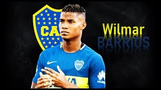 WILMAR BARRIOS - Skills & Defence | 2018 | Boca Juniors thumbnail