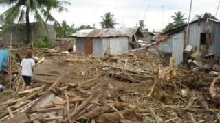 destruction of ondoy in tanay rizal