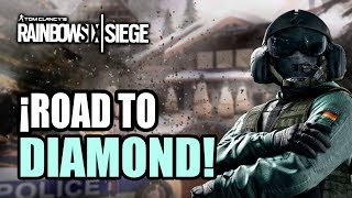 ROAD TO DIAMOND!  CADA VEZ MAS ¿CERCA? - RAINBOW SIX SIEGE | DRID