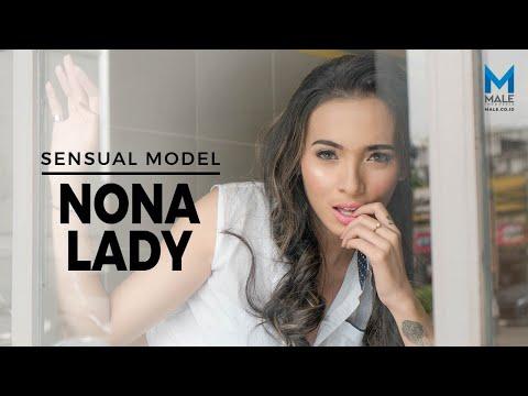 Garang Seksinya! NONA LADY Model Sensual Berkaki Indah - Male Indonesia