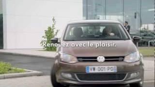"Volkswagen Polo - ""Instants Plaisirs ""- Spot... Fun moments"