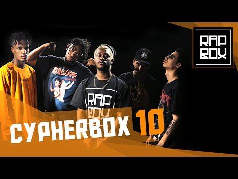 """CypherBox 10 - Adonai, Blackout, Dalua, Derek, Igu - """"Século XXII"""" [Prod. Leo Casa1 E Ost]"""