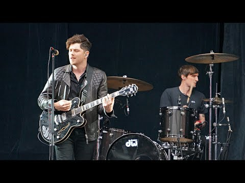 Twin Atlantic – Free - Live in Moscow Park Live Music Fest 5.07.2017