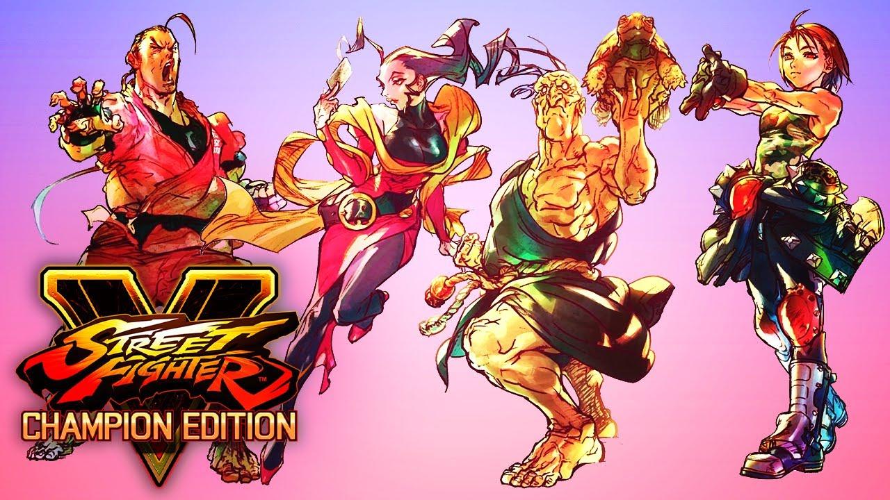 Street Fighter V - Official Summer Update 2020 Trailer