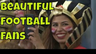 Beautiful Football Girls Fans Compilation   World Cup 2018 Russia