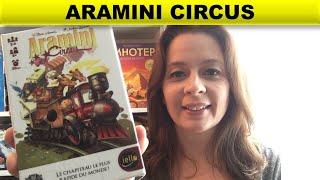 Top Jeux -  Aramini Circus (iello)